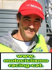 Blog creado y administrado por Jordi Espallargas (www.motociclismo-racing-cat...)