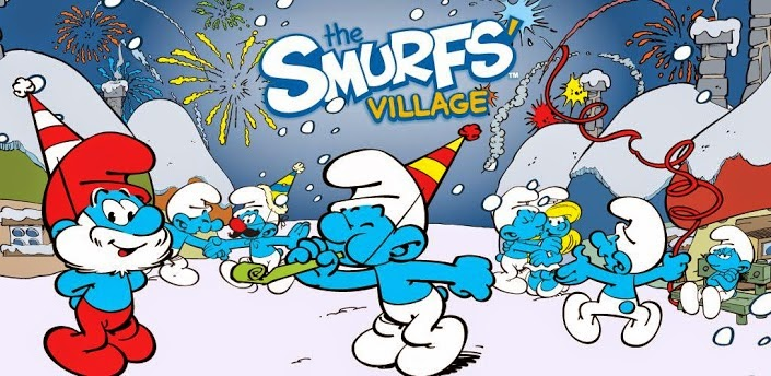 Smurfs Village Hile Android