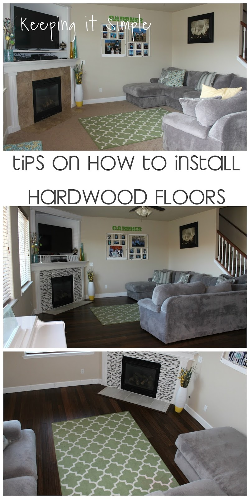 Tips on how to install hardwood flooring by yourself bamboo tips on how to install hardwood flooring by yourself bamboo strand handscraped hardwood solutioingenieria Choice Image