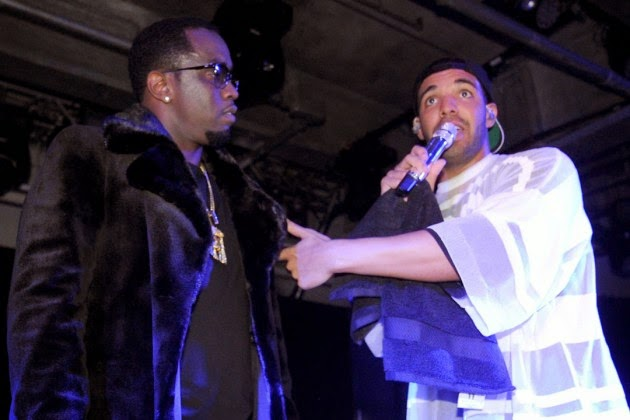 p diddy beat up drake miami night club