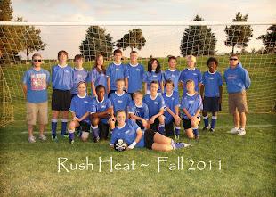 Rush Heat ~ Fall 2011
