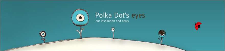 Polka Dot's eyes