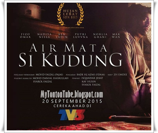 Telefilem Air Mata Si Kudung (2015) TV3 - Full Telemovie