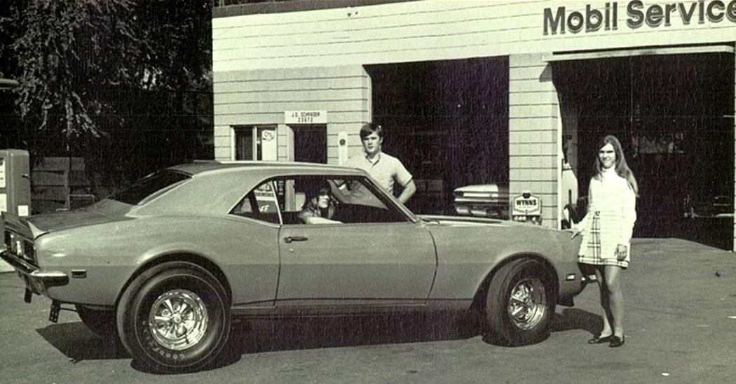 Annualmobiles Camaro Street Machine 70s Style