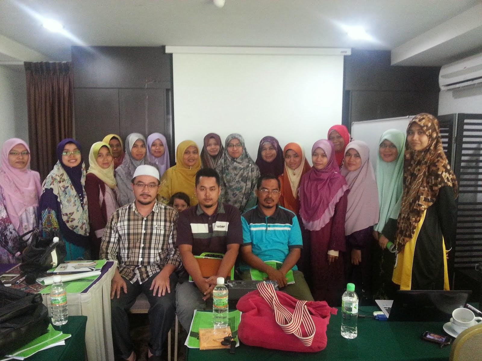 Bengkel Mendorong Pelajar & Anak di Kota Bharu I 30.11.13