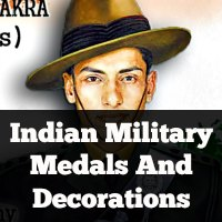 Indian Military Medals and Decorations Part One