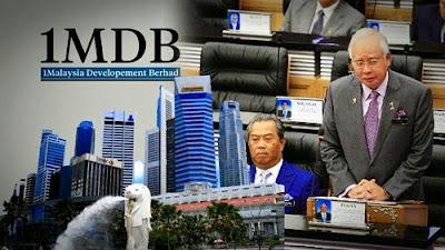 Artikel 117 M&A 1MDB dan Najib Razak