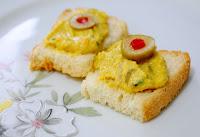 Patê de Cenoura e Vagem com Tofu (vegana)