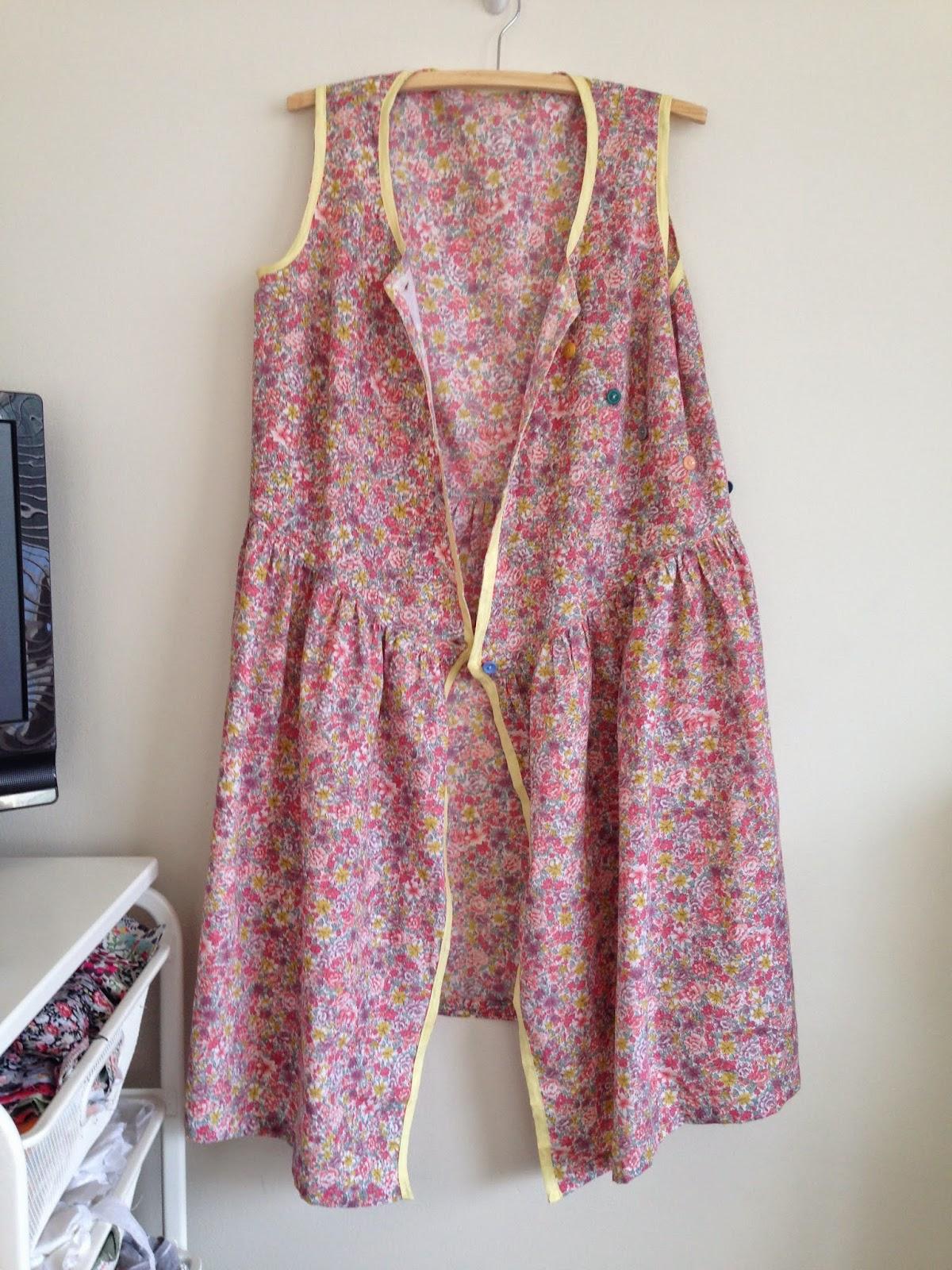 Sewn By Elizabeth: Sew Cheap April Free Pattern Review ...