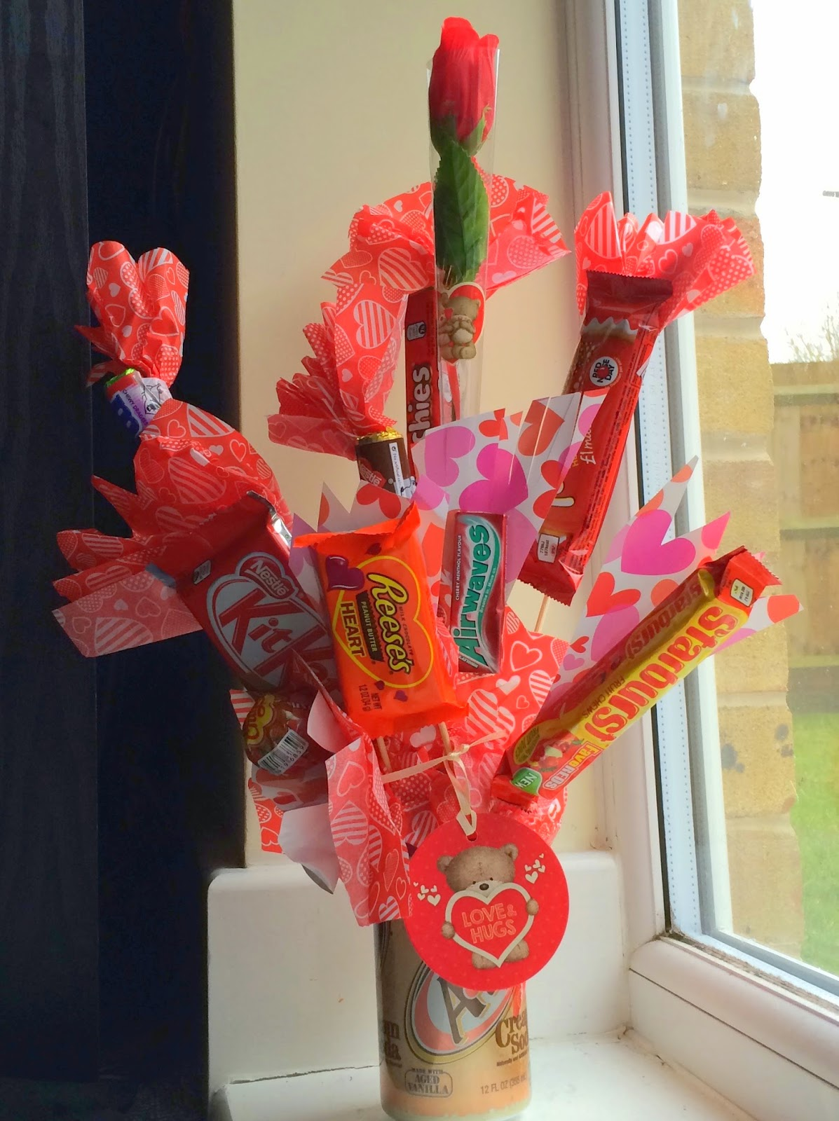 home-made-diy-sweets-chocolate-bouquet