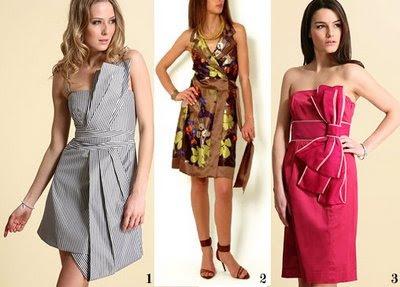 Modelos de Vestidos de Cerimônia