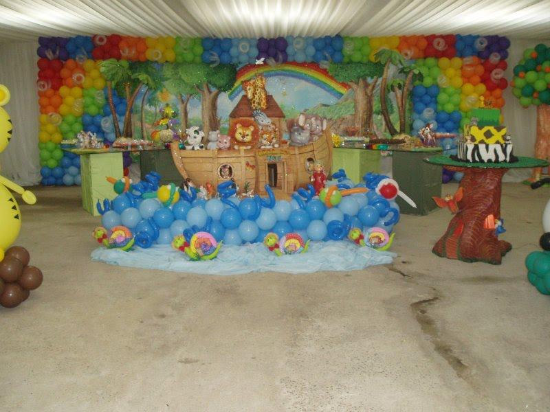Tema Festa Arca De Noe