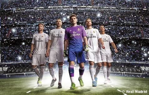 Skuad Real Madrid di Liga Champion 2013 - 2014