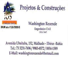 Washington Rezende Engenheiro Civil
