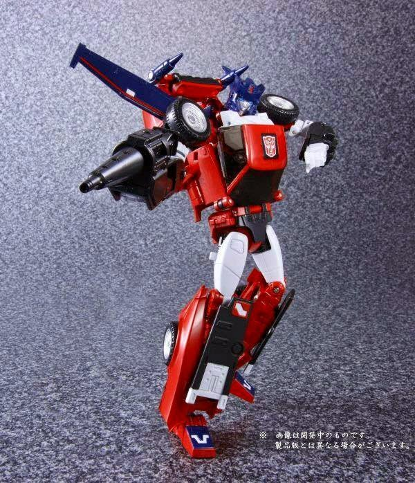 Transformers Masterpiece MP-26 Road Rage official image 00