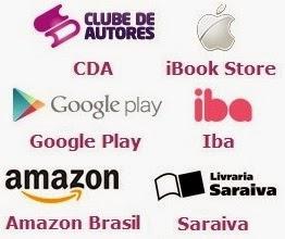 Livrarias parceiras
