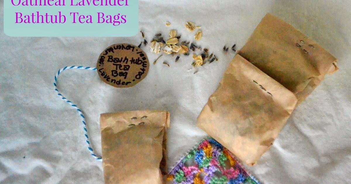 Tip Garden Bathtub Tea Bags