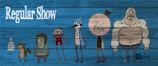 Regular Show All Characters HD Cartoon Wallpaper designed by Vvallpaper.Net