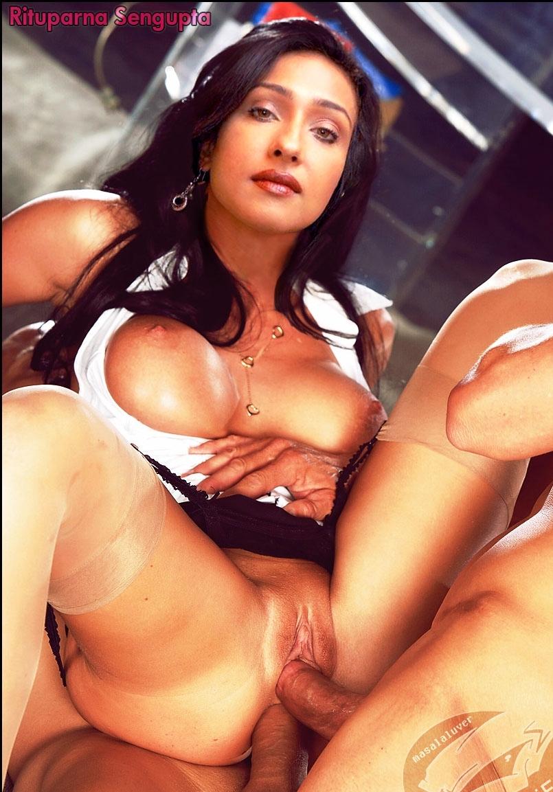 Hot Bengali Actress - Bed Scene -