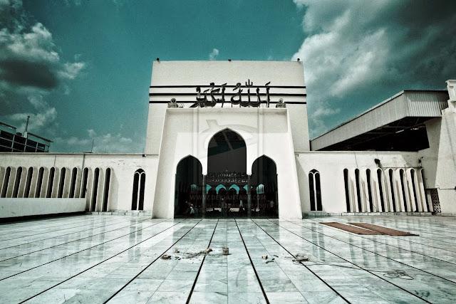 Apakah 10 Masjid Paling Besar Di Dunia Rating Sehingga Tahun 2013?