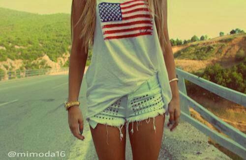 Camiseta y shorts