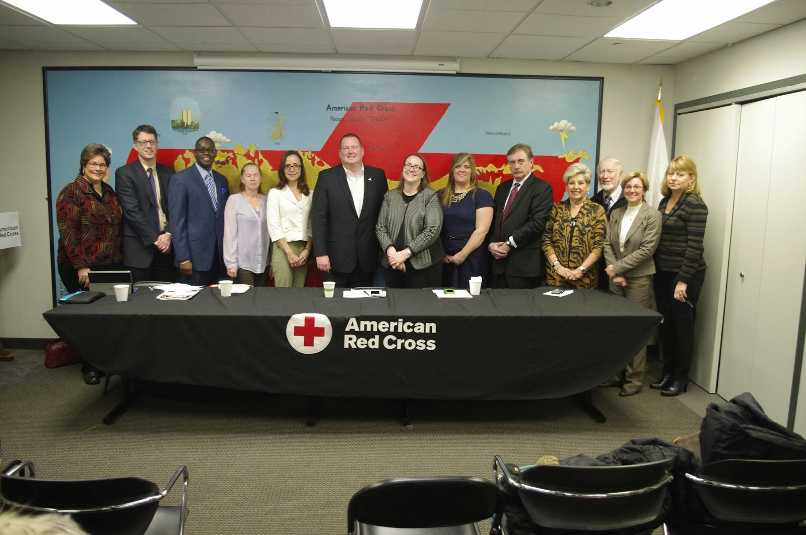 John Miller Red Cross Long Island