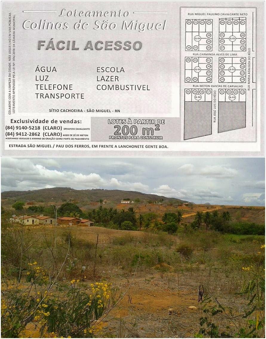 Loteamento Colinas de São Miguel