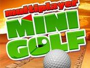 Multiplayer Minigolf