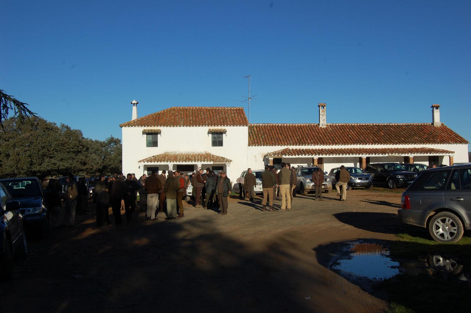 R e h a l a la montera alta villanueva del rey c rdoba for Villanueva del rey
