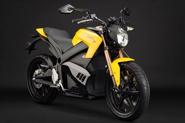 2013 Zero S Electric Motorcycle Picture