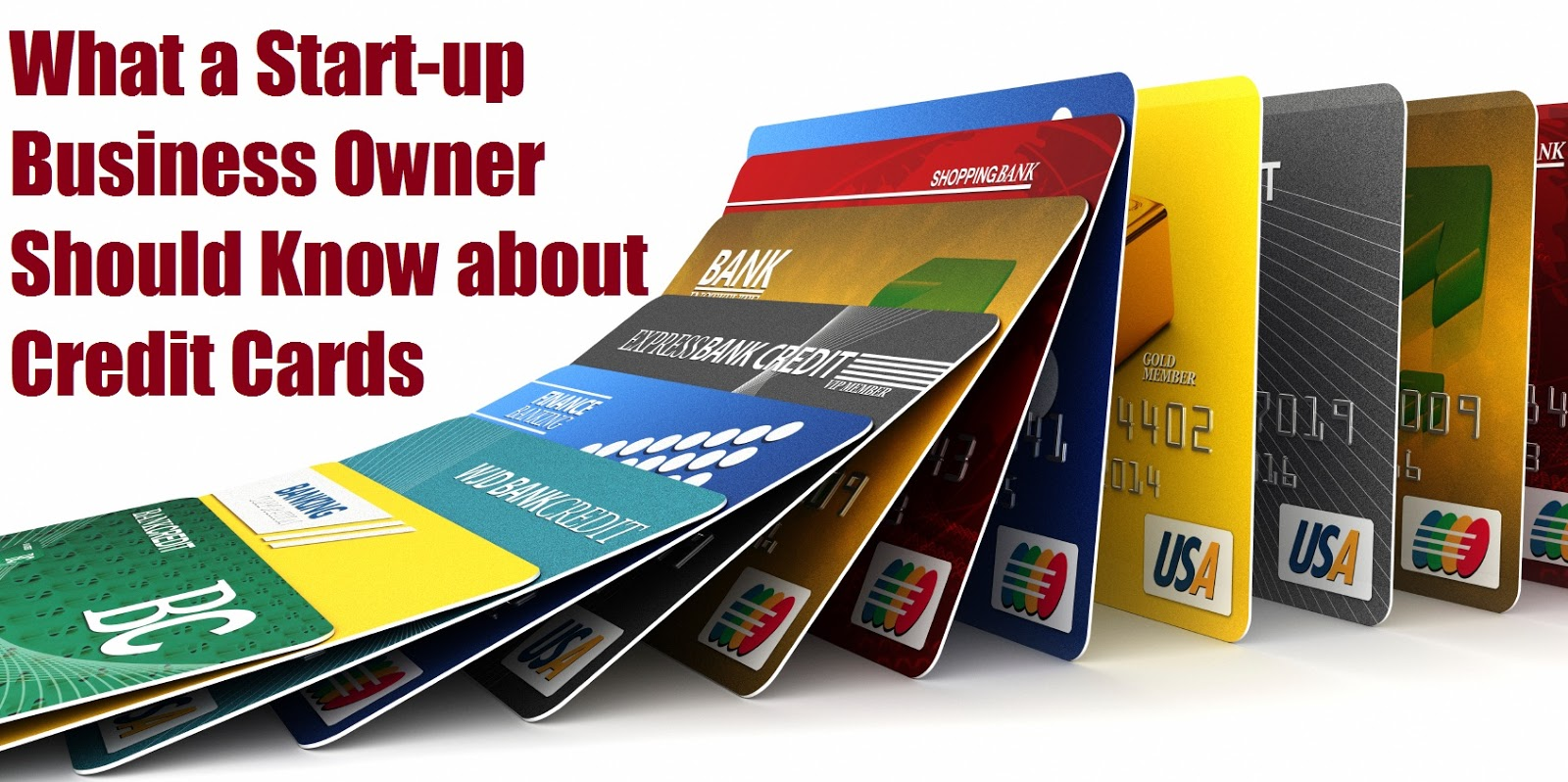 Mary s andersons blogs for Small business start up credit card