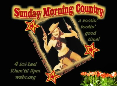 WZBC&#39;s Sunday Morning Country