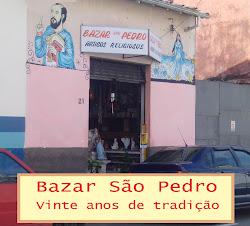 COMÉRCIO À VENDA - Bazar São Pedro - Artigos religiosos