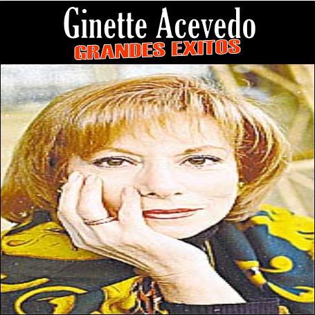 Ginette Acevedo – Grandes Exitos