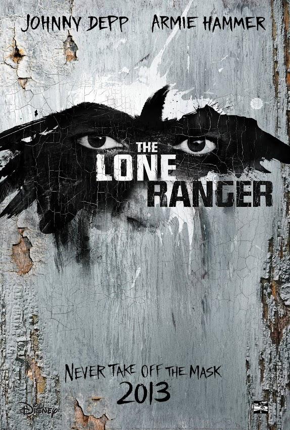 ตัวอย่างหนังใหม่ : The Lone Ranger (หน้ากากพิฆาตอธรรม)  ซับไทย poster