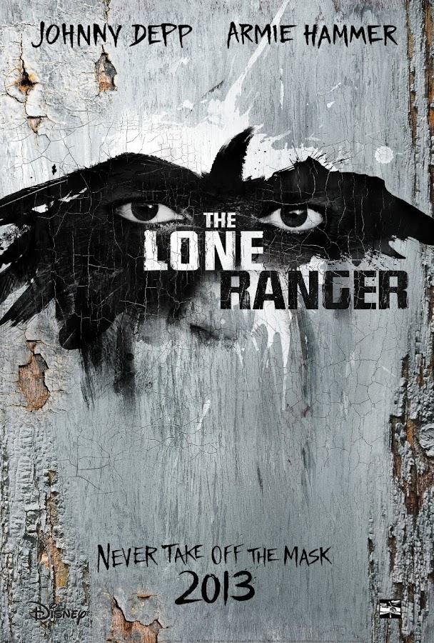 ตัวอย่างหนังใหม่ : The Lone Ranger (หน้ากากพิฆาตอธรรม) ตัวอย่างที่ 2 ซับไทย poster