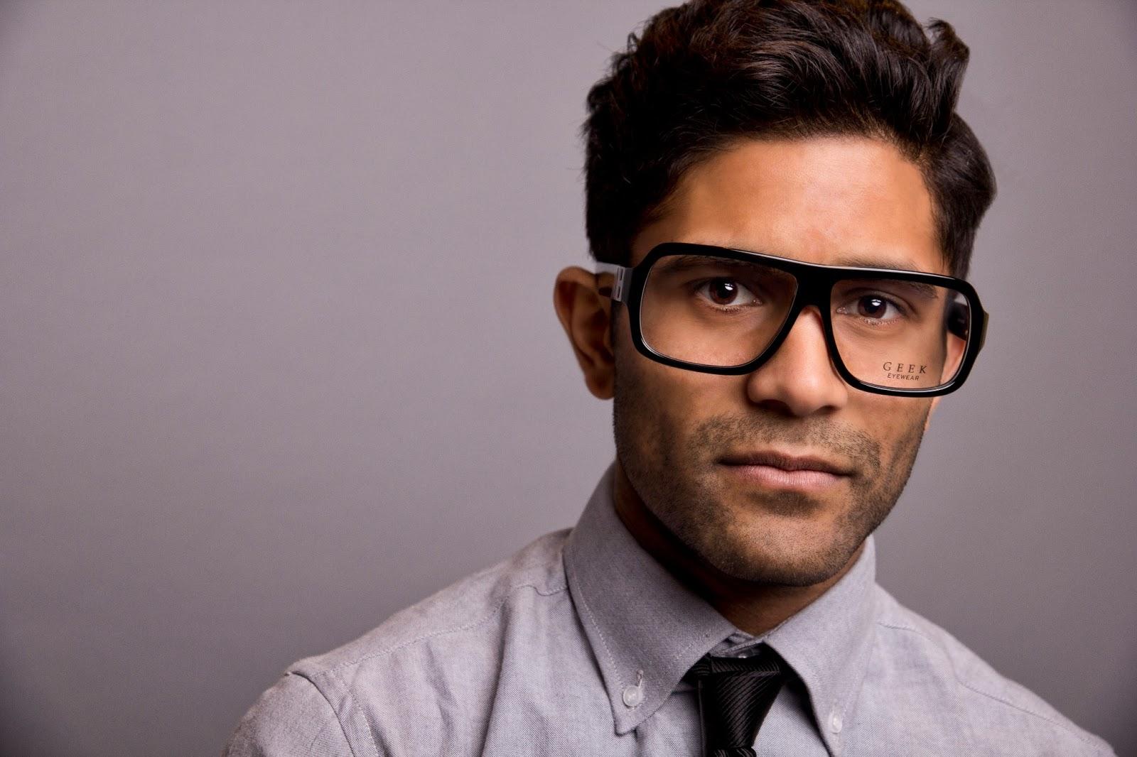 EYEGLASSES: Exclusive: Men\'s Eyewear by GEEK
