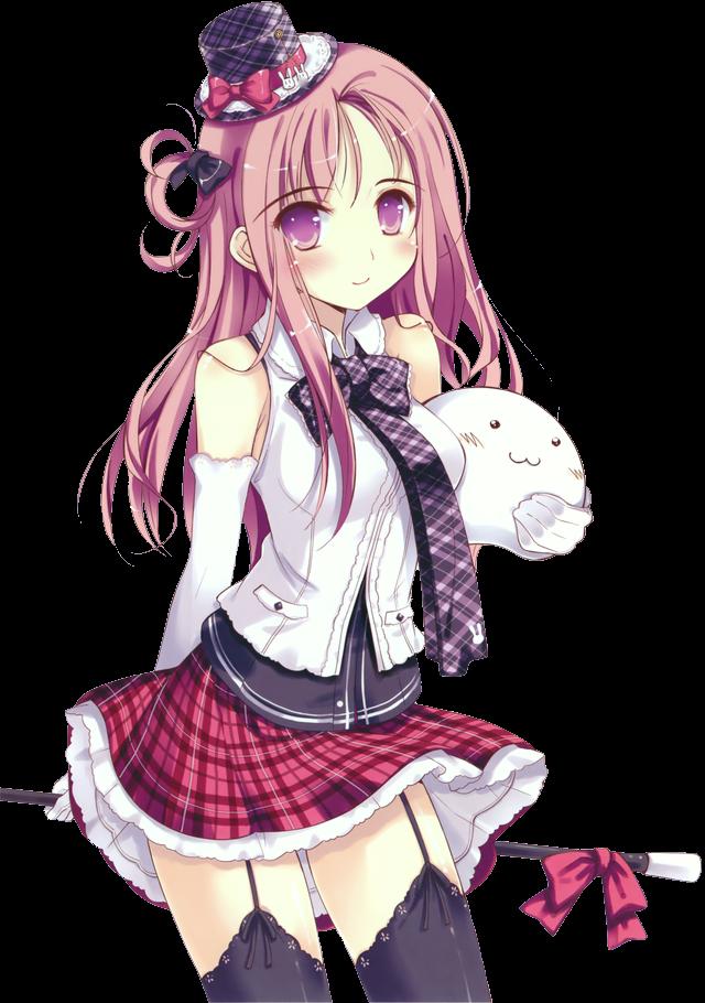 Anime Shoujo Png Garotas De Animes Variados