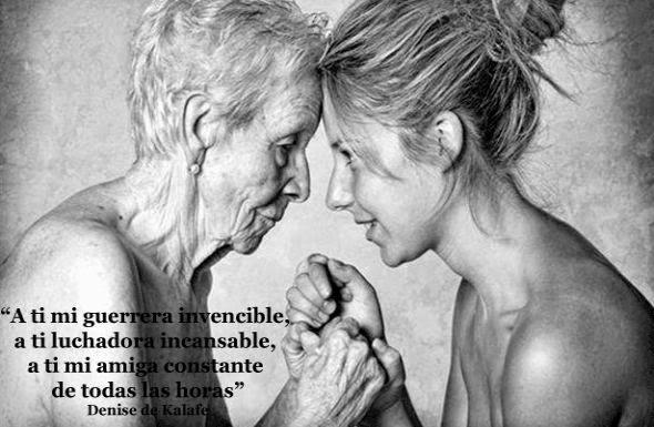 Frases Dia De La Madre: A Ti Mi Guerrera Invencible