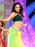 Anasuya at GAMA 2015-cover-photo