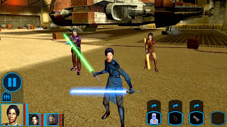 Game Star Wars Knight of The Old Republic APK Terbaru 2015