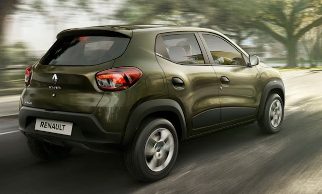 New Amazing Car Renault KWID With Low Price Range