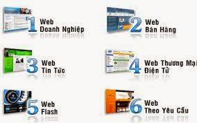 dịch vụ thiết kê web tại Hà Nội