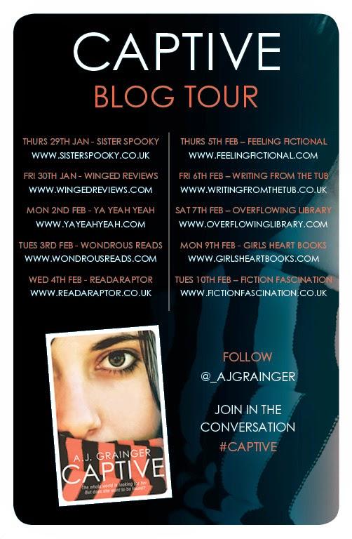 Captive Blog Tour