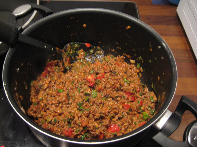 meat filling for karniyarik