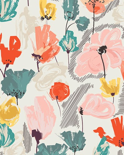 print & pattern: FABRICS - pat bravo