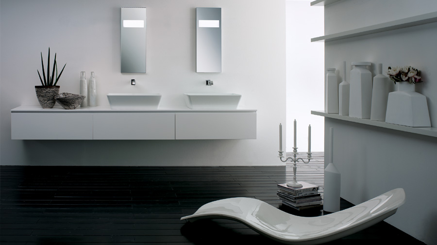 Modern Bathroom Vanity Design Back 2 Home