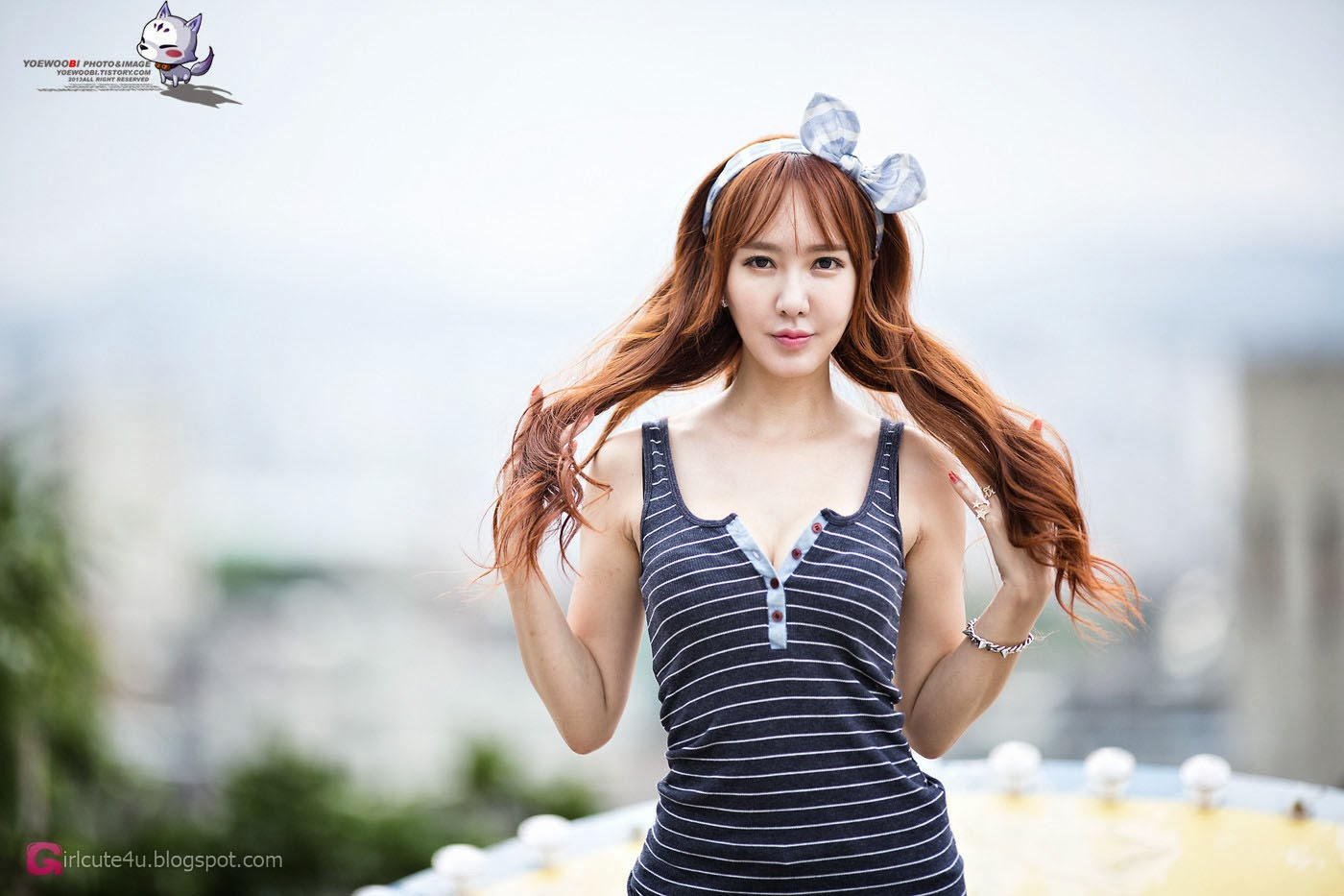 1 Yoon Seul - very cute asian girl-girlcute4u.blogspot.com