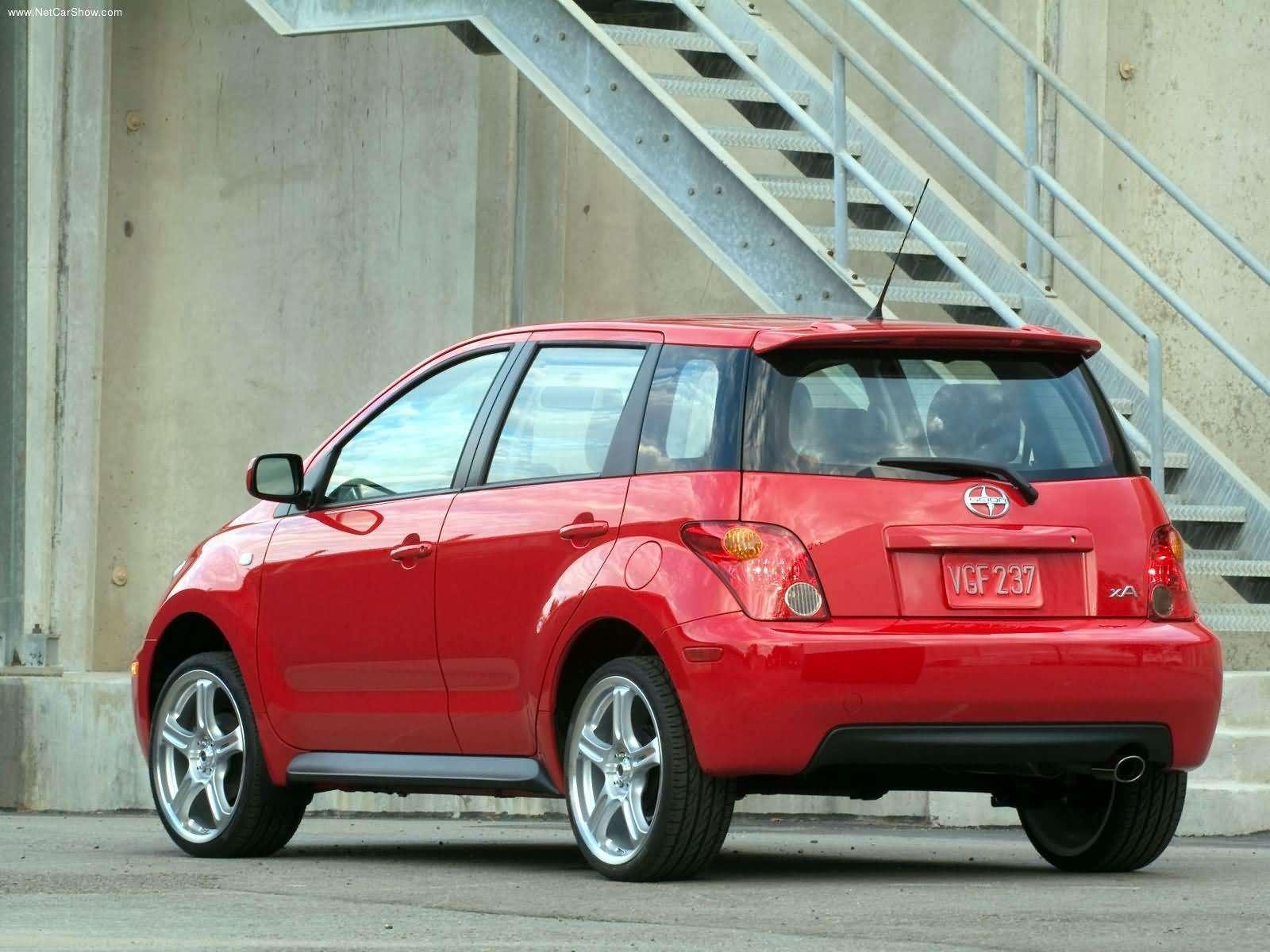 Hình ảnh xe ô tô Scion TRDEquipped xA Release Series 1.0 2005 & nội ngoại thất