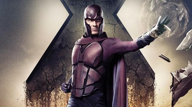 X-Men Michael Fassbender Magneto